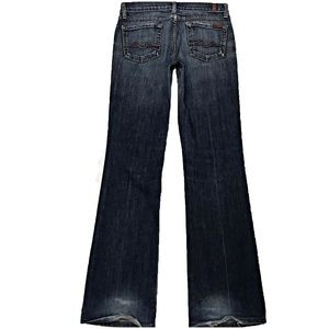 7 For All Mankind Bootcut 26X31